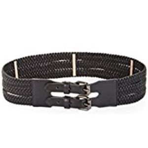 NWT BCBGMaxazria Braided Belt